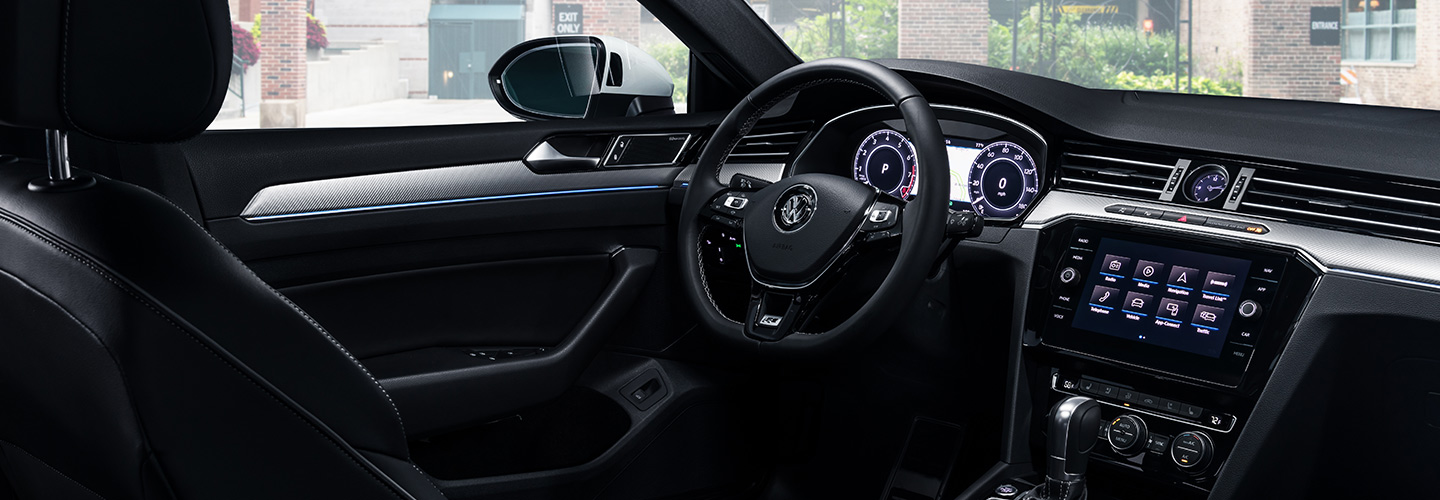 2019 Volkswagen Arteon - Interior - Dash and Technology