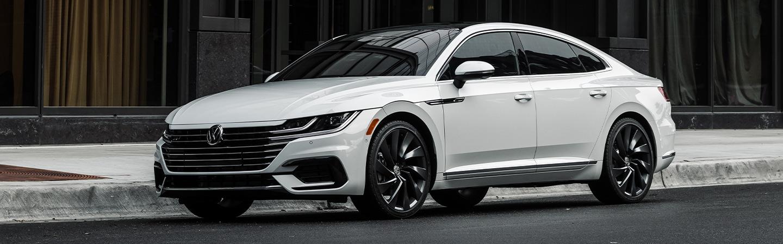2019 Volkswagen Arteon - White - Exterior - Parked