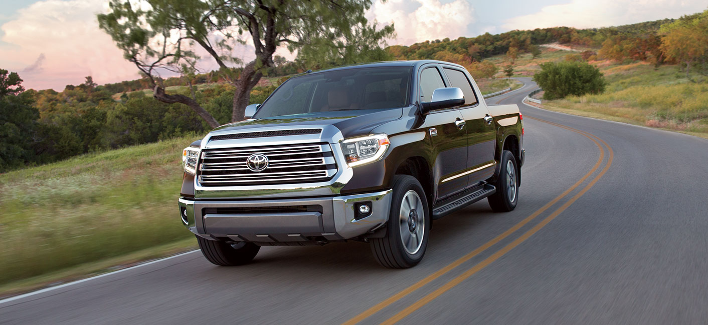 The 2019 Toyota Tundra is available at our Toyota dealership in Atlanta, GA.