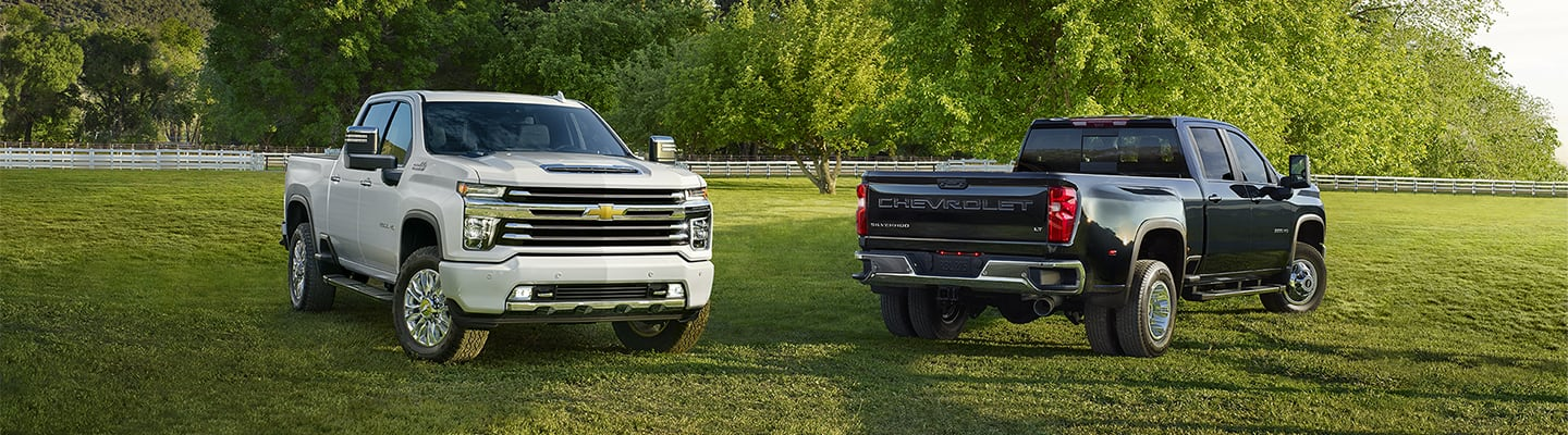 New Chevy Silverado 3500HD for sale
