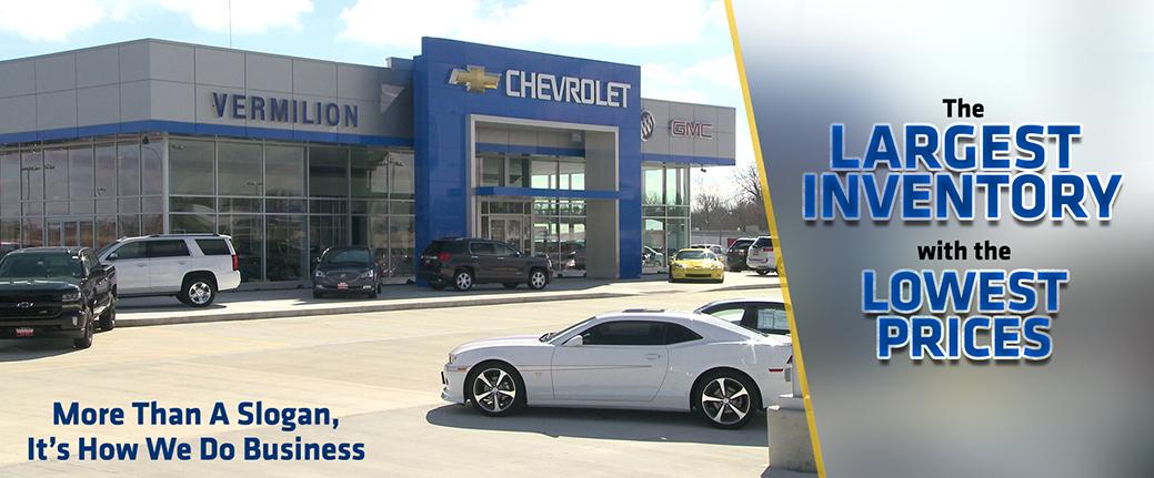 Vermilion Chevrolet >> About Vermilion Chevrolet Buick Gmc In Tilton Serving Danville