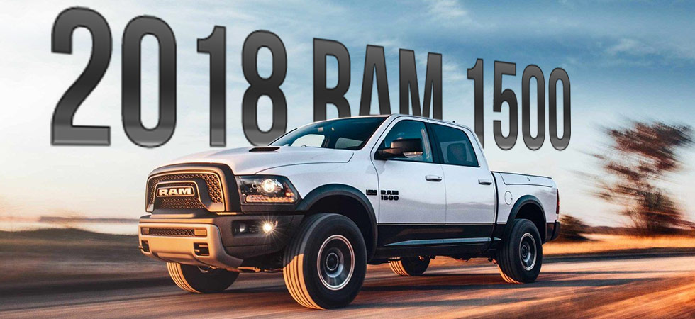 The 2018 RAM 1500 is available at Naples Chrysler Dodge Jeep Ram in Naples, FL