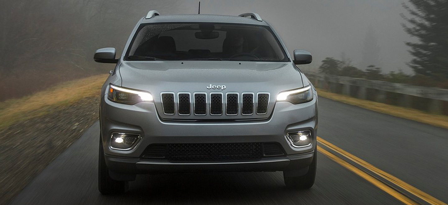 The 2019 Jeep Cherokee is available at our Jeep dealership in Lake City, FL.
