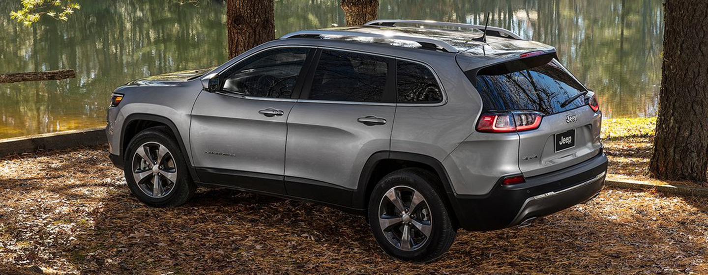 2019 Jeep Cherokee Exterior -  Back End
