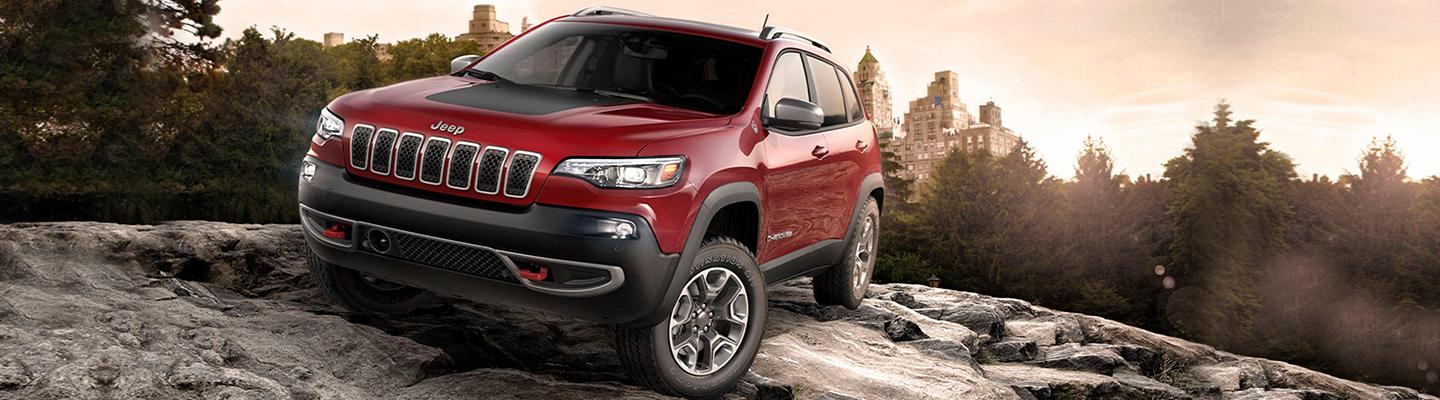 2020 Jeep Cherokee for Lease in Cleveland