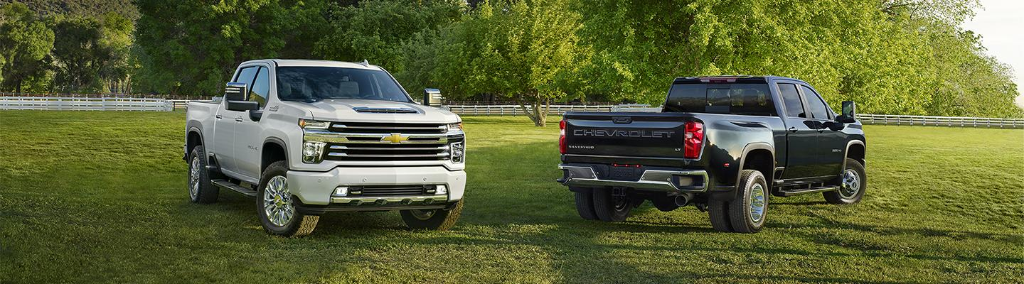 New Chevy Silverado 3500