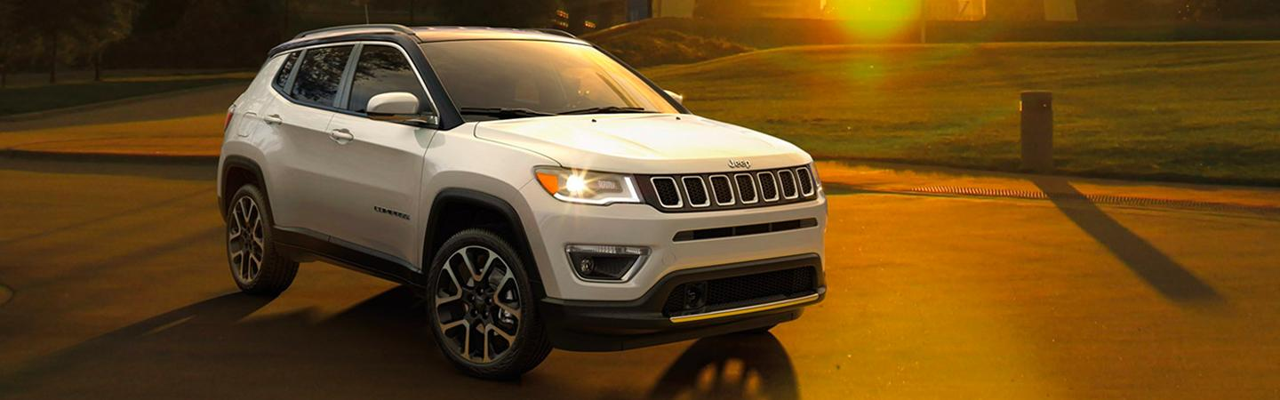 Picture of the 2020 Jeep Compass
