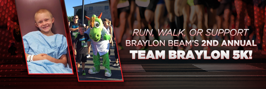 TOWN & COUNTRY TOYOTA TEAM BRAYLON 5 K CHARLOTTE NORTH CAROLINA