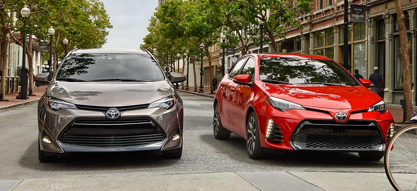 Picture of 2020 Toyota Corolla for sale at Rountree Moore Toyota Dealership in Lake City Florida