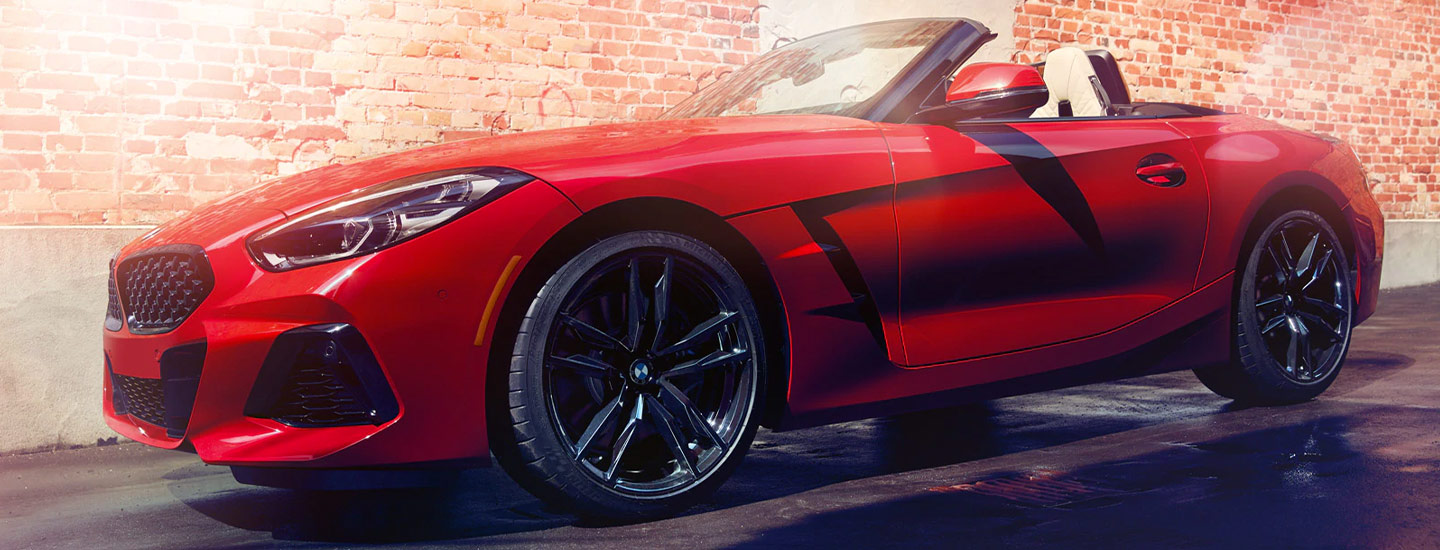 The 2020 BMW Z4 is available at our BMW Dealership in Pompano Beach