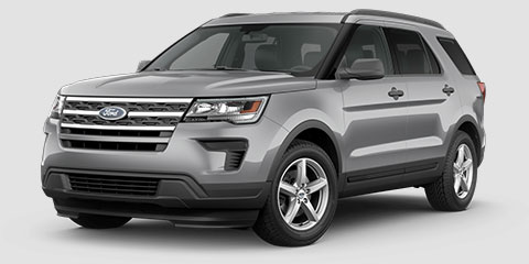 2019 Ford Explorer in Chattanooga, TN