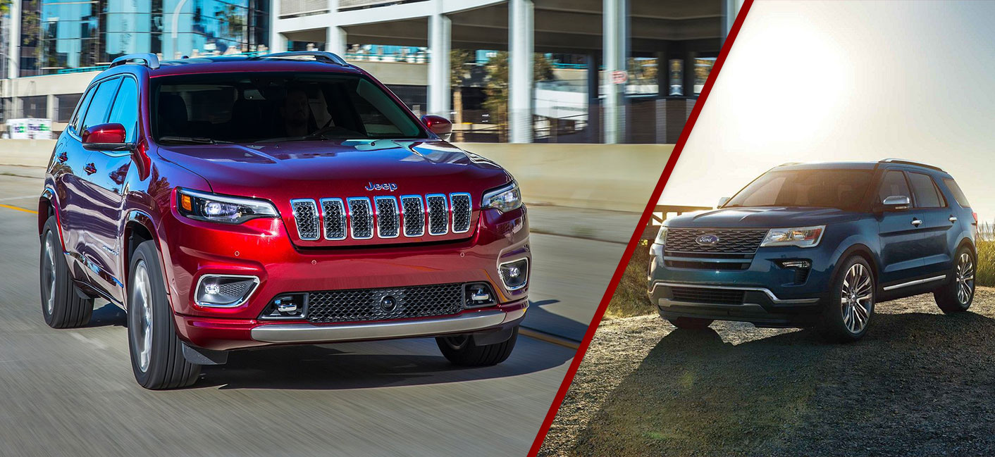 The 2019 Jeep Cherokee is available at Crown CDJR dealership in Chattanooga, TN