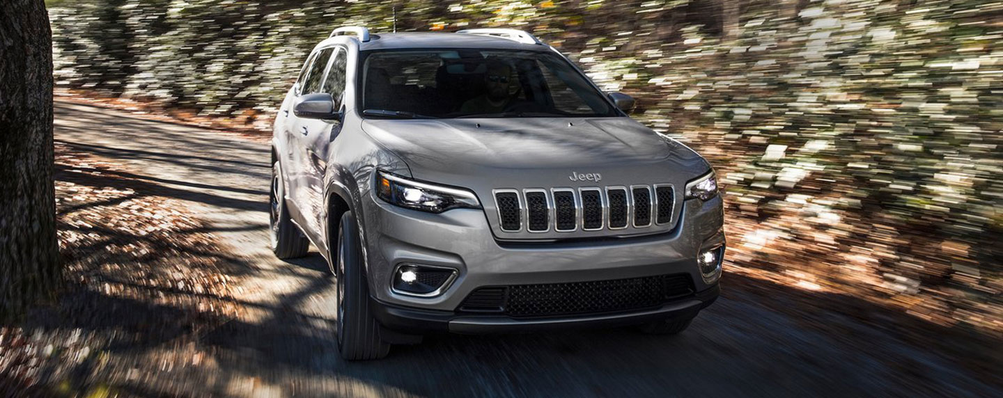 2019 Jeep Cherokee - available at our Crown CDJR dealership near Chattanooga.