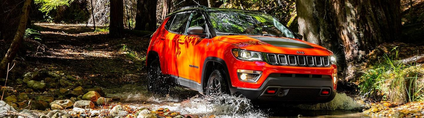 2020 Jeep Compass for sale at Spitzer Jeep dealer in Homestead FL