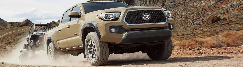 2016 Toyota Tacoma Towing Capacity >> 2019 Toyota Tacoma Towing Capacity Performance Toyota Of