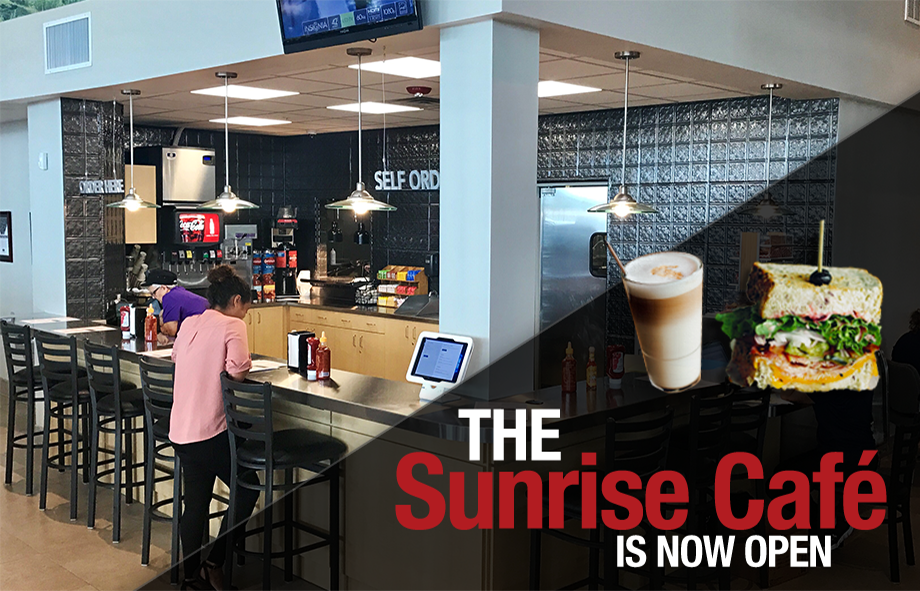 sunrise cafe sun toyota tampa st. pete holiday, fl