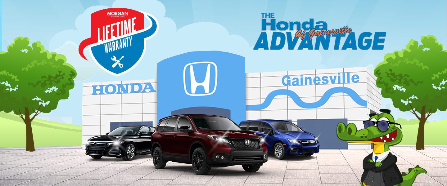 Honda Of Gainesville >> Honda Of Gainesville Advantage Gainesville New Used Car Dealership