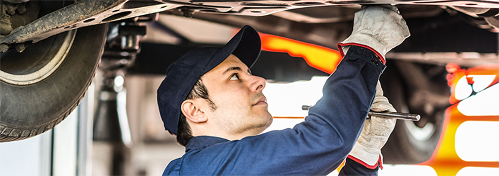 Oil Change service - available at our Nissan dealership near Winslow, AZ.
