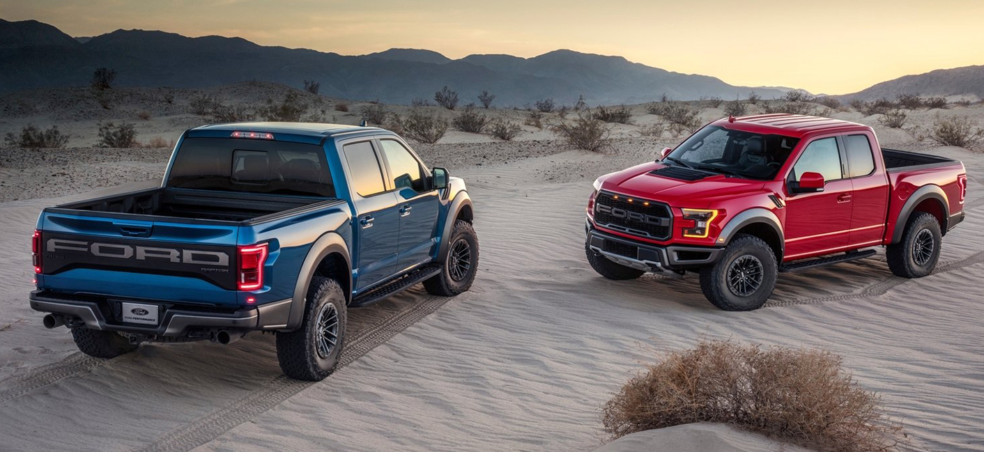 The 2019 ford raptor is available at our ford dealership in kennesaw ga