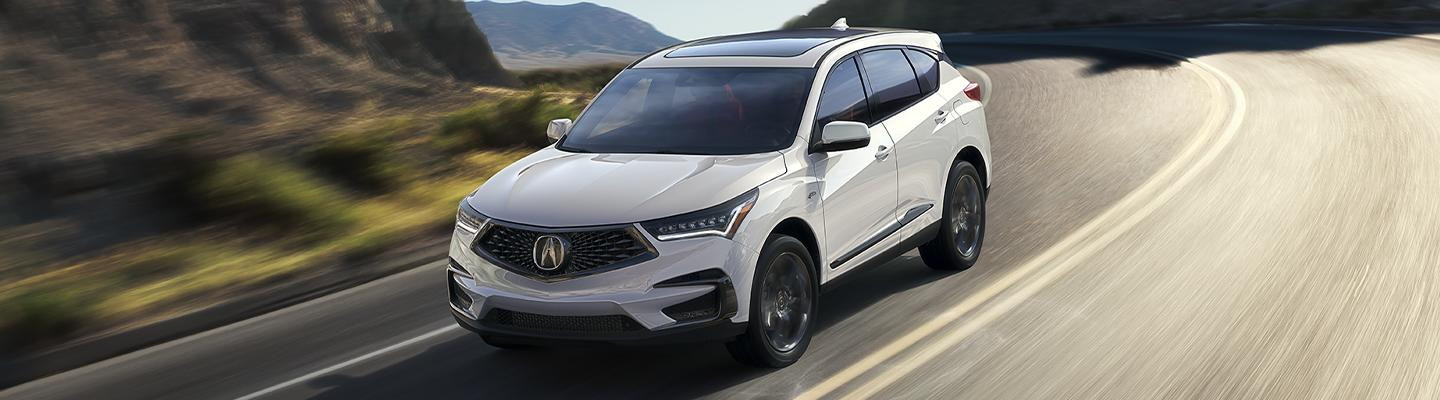 New Acura RDX available for lease at Spitzer Acura McMurray