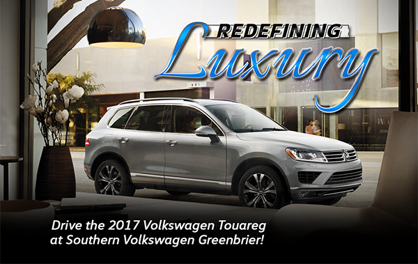 2017 VW Touareg for sale, Southern Volkswagen Greenbrier, Chesapeake, Norfolk and Portsmouth
