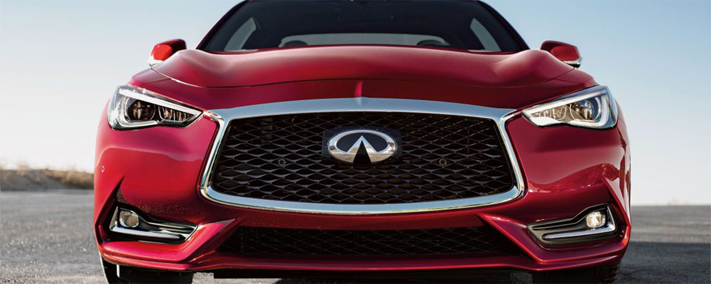 Front view of 2018 INFINITI Q50