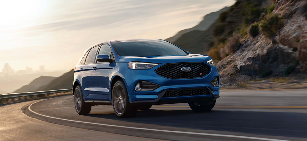 The  Ford Edge Is Available At Our Ford Dealership In Kennesaw Ga