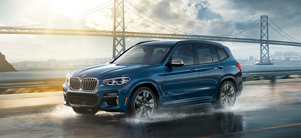 The 2019 BMW X3 is available at our BMW dealership in Columbia, SC.