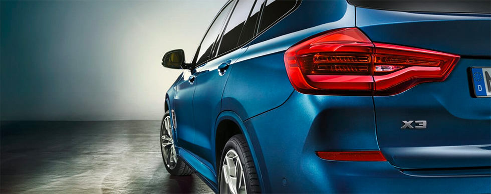 2019 BMW X3 Exterior - Tail Light