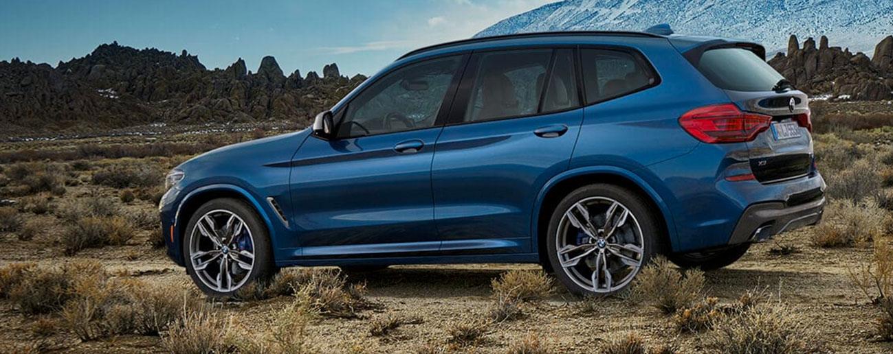 2019 BMW X3 Exterior - Offroad