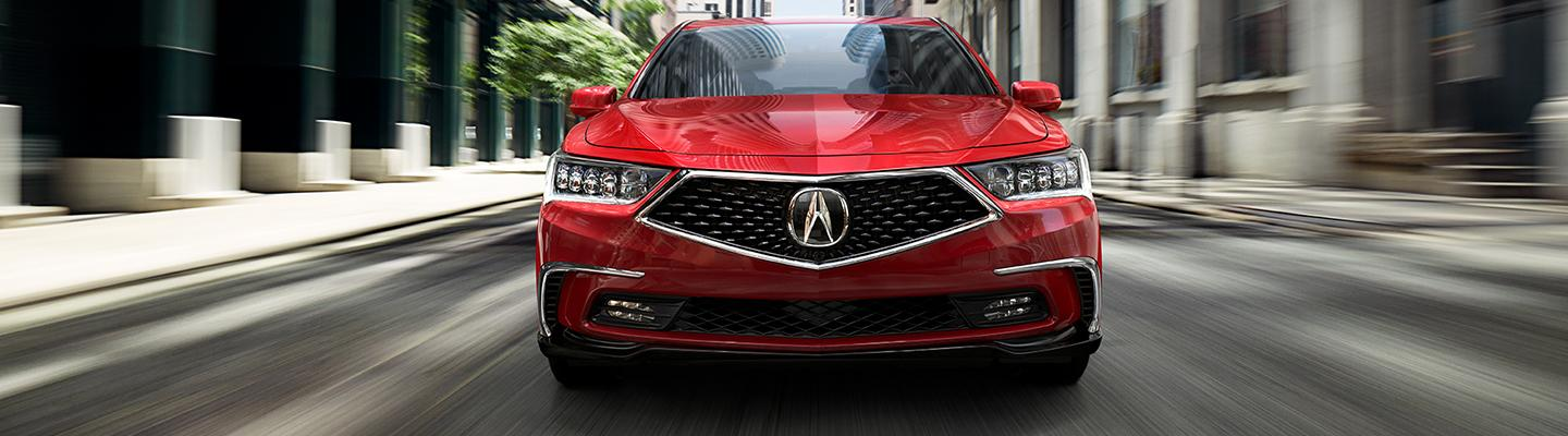 Lease an Acura at Spitzer Acura dealership in McMurray PA.