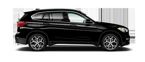2019 BMW X1 - Black
