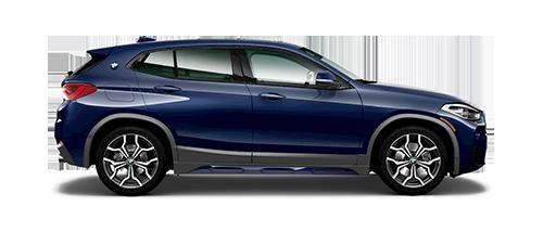 2019 BMW X2 - Dark Blue