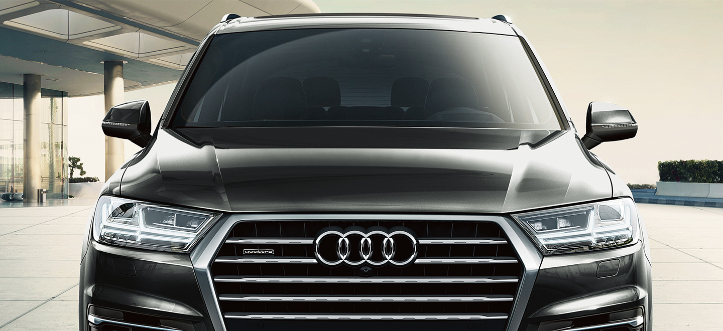 The 2019 Audi Q7 is available at our Audi dealership in Oklahoma City, OK
