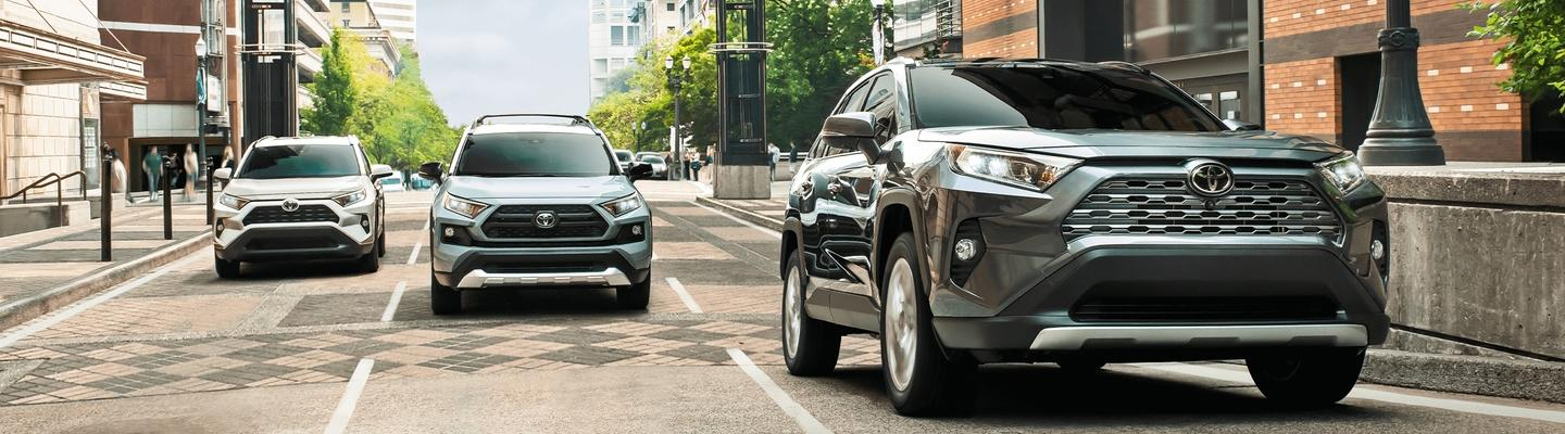 2020 Toyota RAV4 is for sale at Spitzer Toyota Monroeville PA