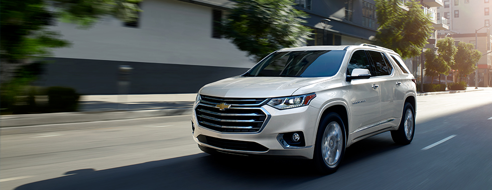 2019 Chevy Traverse Features | Blossom Chevrolet in ...