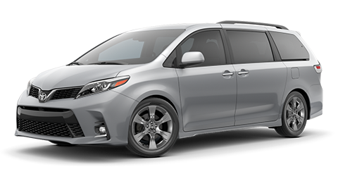 Toyota Sienna Limited Premium AWD at Rivertown Toyota in Columbus, GA