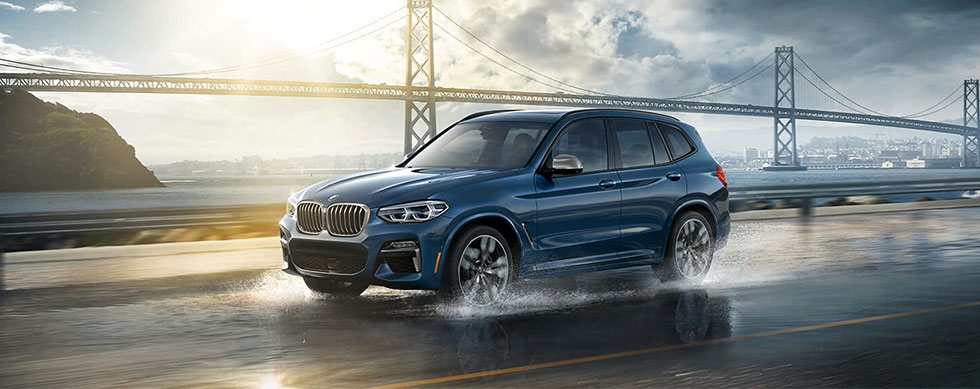 Test Drive the 2019 BMW X3 at BMW of Columbia in Columbia, SC.