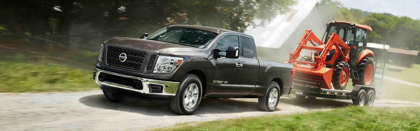 2020 Nissan Titan for sale Winchester VA