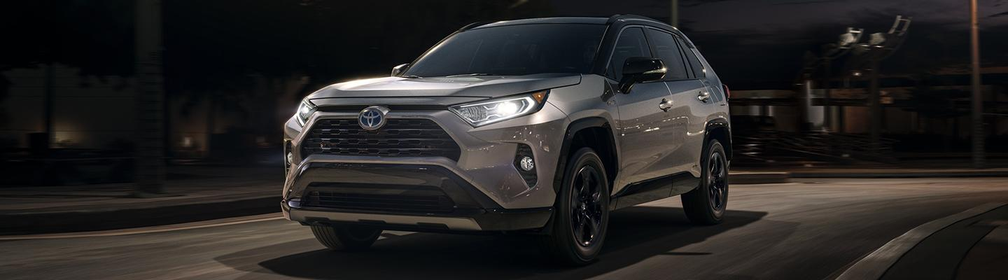 2020 RAV4 for sale at Spitzer Toyota Monroeville PA