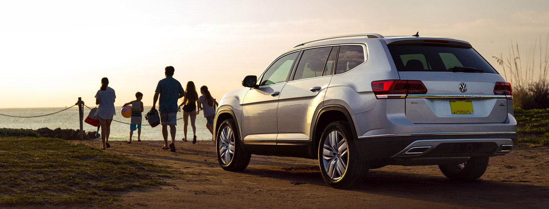 The 2019 Volkswagen Atlas available at our Volkswagen dealer in Gainesville, FL