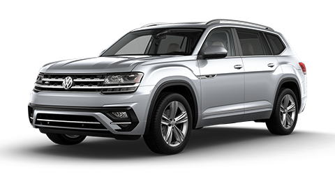 Volkswagen Atlas V6 SEL R-Line with 4MOTION®