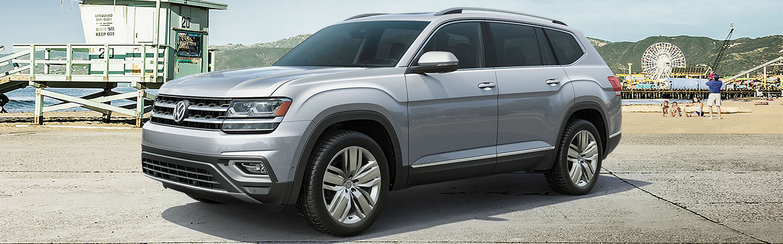 2019 Volkswagen Atlas parked outside in Gainesville, FL
