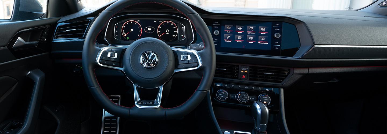 2019 Volkswagen Jetta GLI Interior - Dash and Technology