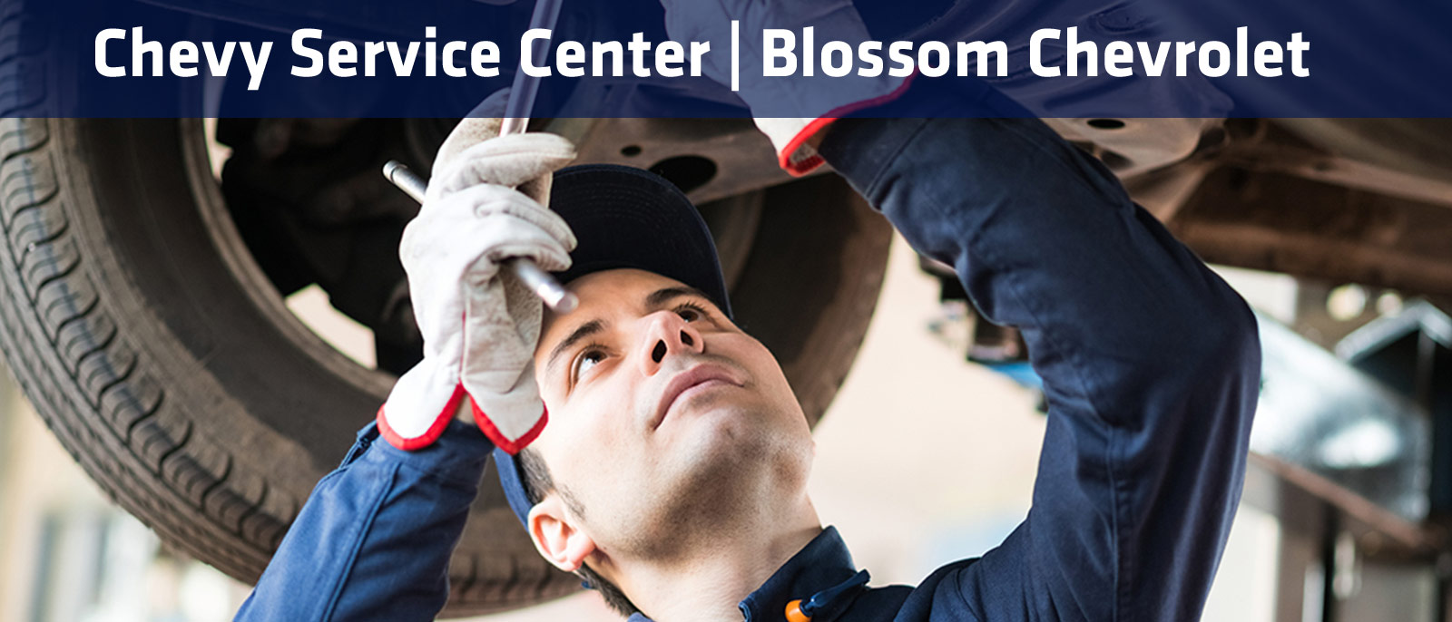 Chevy Service Center Indianapolis Blossom Chevrolet Dealership