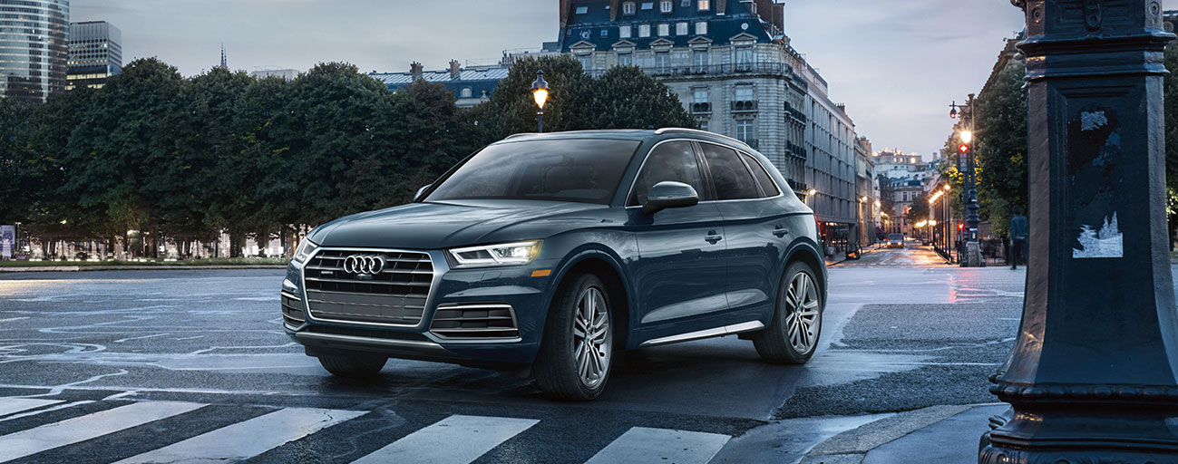 2018 Audi Q5 and Audi Q7 - available at our Audi Dealership near Tampa, FL