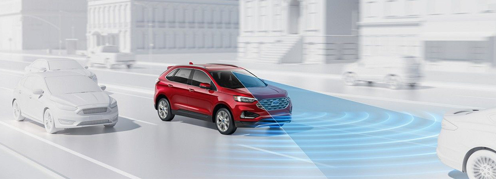 The  Ford Edge Features Co Pilot  And Is Available At Jim Tidwell Ford