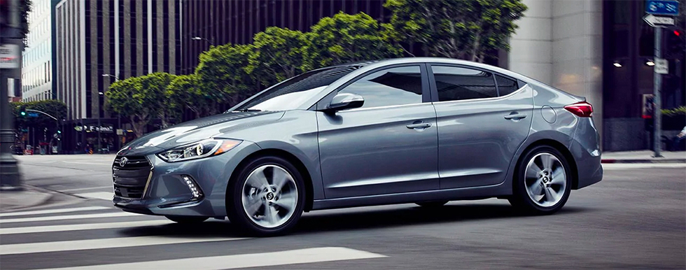 Exterior of the 2018 Hyundai Sonata - available at our Hyundai dealership near Philadelphia, PA.