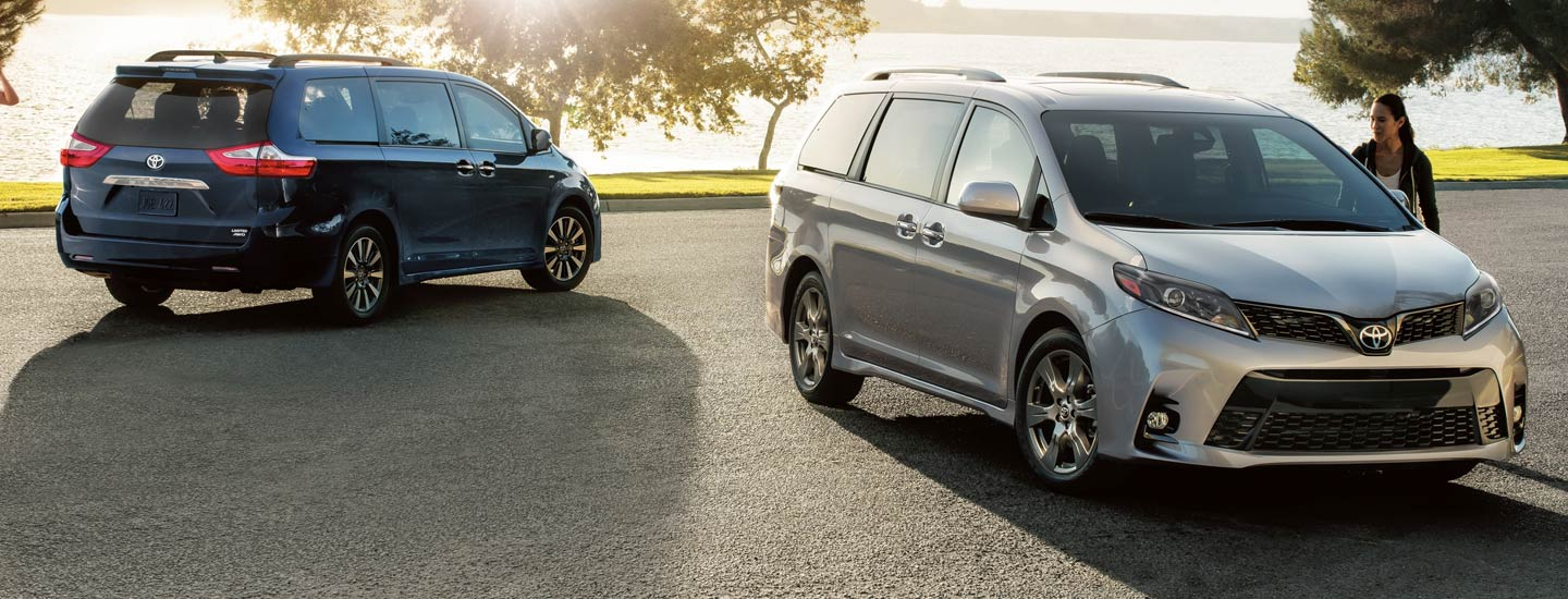 2020 Toyota Sienna Configurations and pricing at Rivertown Toyota