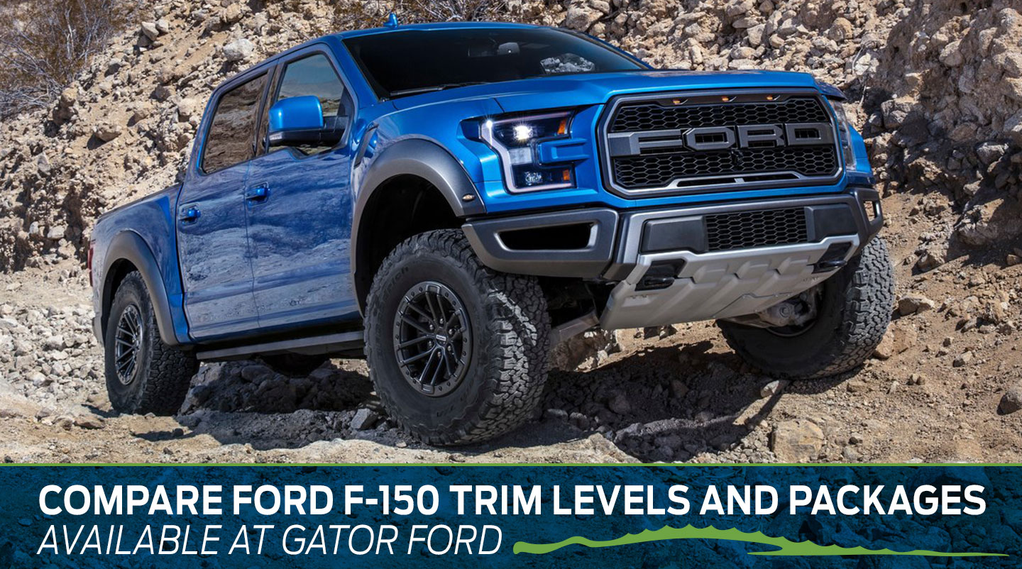 Ford F 150 Trim Levels And Packages